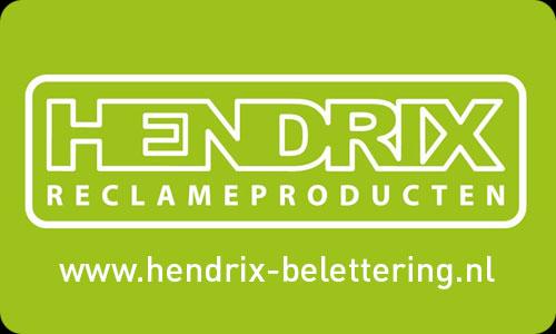 Hendrix Reclameproducten